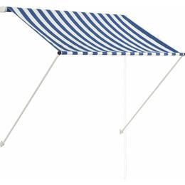 vidaXL Folding Awning 100x150cm