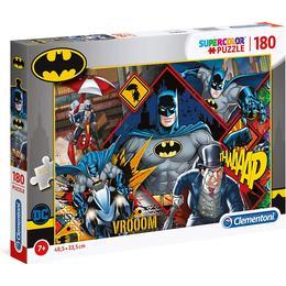Clementoni Supercolor Batman 180 Pieces