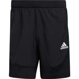 Adidas Aeroready 3-Stripes Slim Shorts Men - Black