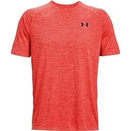 Under Armour UA Tech 2.0 Short-Sleeve Men - Red