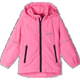 Reima Fiskare Kid's Spring Jacket - Neon Pink