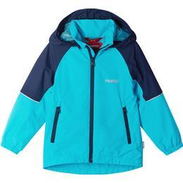 Reima Fiskare Kid's Spring Jacket - Aquatic Blue