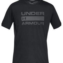 Under Armour UA Team Issue Wordmark Short Sleeve Men - Black