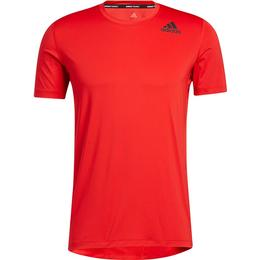 Adidas Techfit T-shirt Men - Vivid Red
