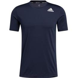 Adidas Techfit T-shirt Men - Legend Ink