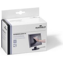Durable Screen Clean 50-pack