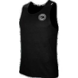 Nike Dri-FIT Miler Wild Run Graphic Men - Black/Sail/Reflective Silver