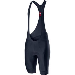 Castelli Entrata Bib Shorts Men - Savile Blue