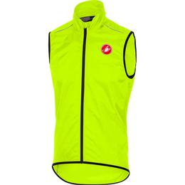 Castelli Squadra Vest Men - Yellow Fluo