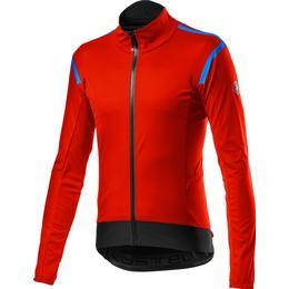 Castelli Alpha Ros 2 Light Jacket Men - Fiery Red