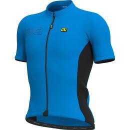 Alé Colour Block Short Sleeve Jersey Men - Italian Blue