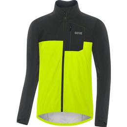 Gore Spirit Cycling Jacket Men - Yellow
