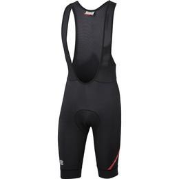 Sportful Fiandre No Rain 2 Bib Shorts Men - Black