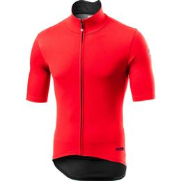 Castelli Perfetto ROS Light Jersey Men - Red/Black