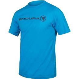 Endura One Clan Lite T-shirts Men - Hi-Viz Blue