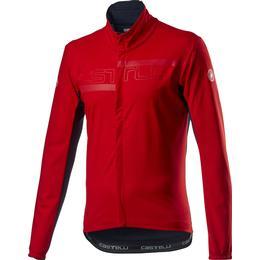 Castelli Transition 2 Jacket Men - Red