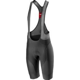 Castelli Free Aero Race 4 Bib Shorts Men - Dark Grey