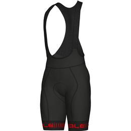 Alé Graphics PRR Strada Bib Shorts Men - Black/Red
