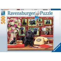 Ravensburger My Loyal Friends 500 Pieces