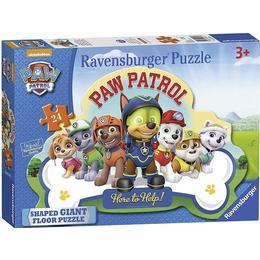 Ravensburger Paw Patrol Shaped 24 Pieces