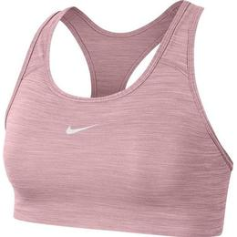 Nike Dri-Fit Swoosh Sports Bra Women - Pink Glaze/Pure/White