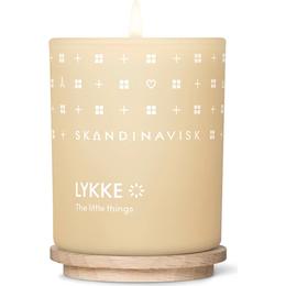 Skandinavisk Lykke Mini Scented Candles
