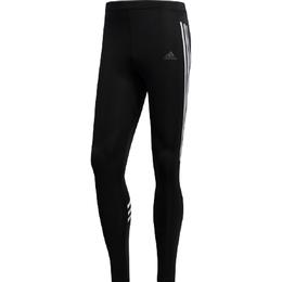 Adidas Run It 3-Stripes Tights Men - Black/White