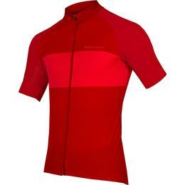 Endura FS260-Pro II Short-Sleeved Shirt Men - Rust Red