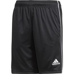 Adidas Core 18 Training Shorts Kids - Black/White