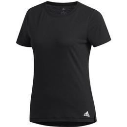Adidas Prime T-shirt Women - Black/White