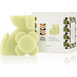 Orla Kiely Dog Moulded Scented Candles