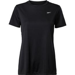 Reebok Run Essentials T-shirt Women - Black
