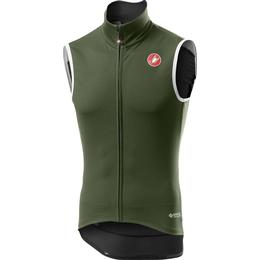 Castelli Perfetto ROS Vest Men - Military Green