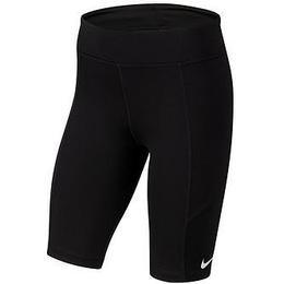Nike Trophy Training Bike Shorts Kids - Black/Black/White