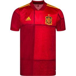 Adidas Spain Home Jersey Men - Victory Red