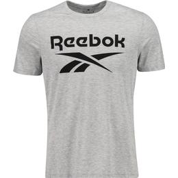 Reebok Workout Ready Supremium Graphic T-shirt Men - Medium Grey Heather