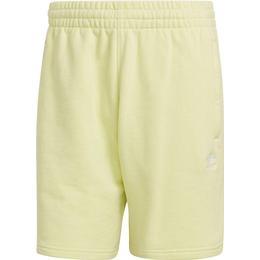 Adidas Trefoil Essentials Shorts Men - Yellow Tint