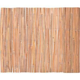 vidaXL Bamboo Fence 125x600cm