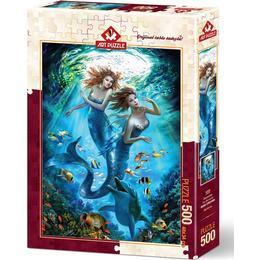 ART Mermaids 500 Pieces