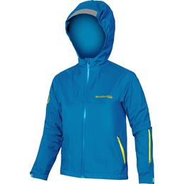 Endura Kid's MT500JR Waterproof Jacket - Azure Blue (12924403)