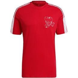 Adidas Arsenal CNY Jersey Men - Scarlet