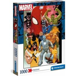 Clementoni Marvel Heroes 1000 Pieces