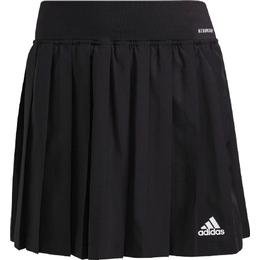 Adidas Club Tennis Pleated Skirt Women - Black/White