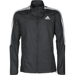 Adidas Marathon 3-Stripes Jacket Men - Black/White