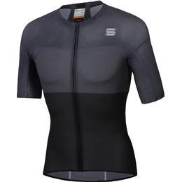 Sportful Bodyfit Pro Light Jersey Men - Black/Anthracite