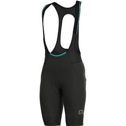 Alé K-Coldblack Bib shorts Men - Black