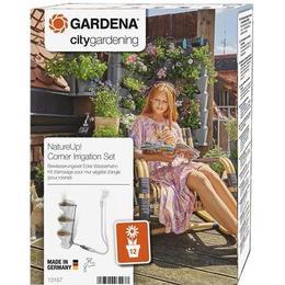 Gardena NatureUp! Irrigation Set Corner Water Tap