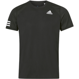 Adidas Club 3-Stripe T-shirt Men - Black/White