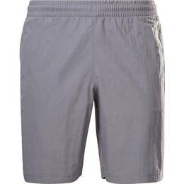 Reebok Training Essentials Utility Shorts Men - Cold Grey 6
