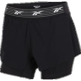 Reebok Epic Two-in-One Shorts Women - Black
